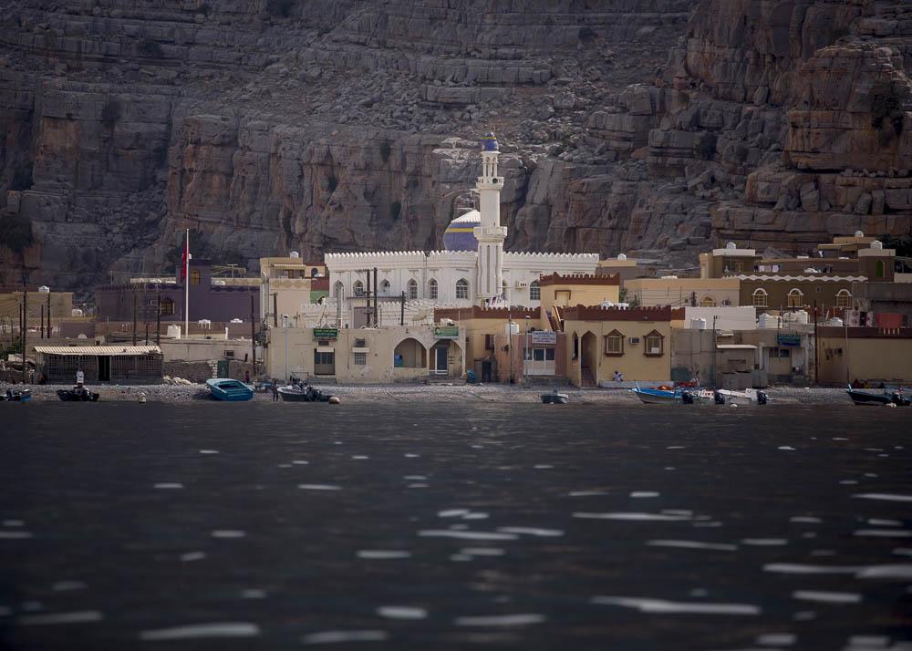 Kumzar, Oman