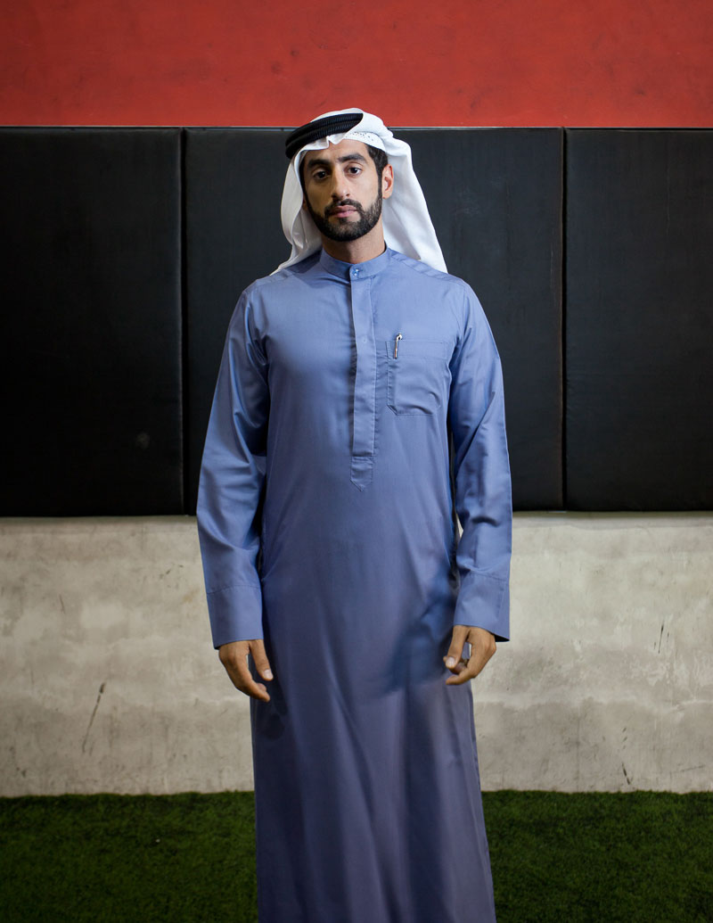 Yousuf Al Hashmi, Managing Partner of ADHAAF