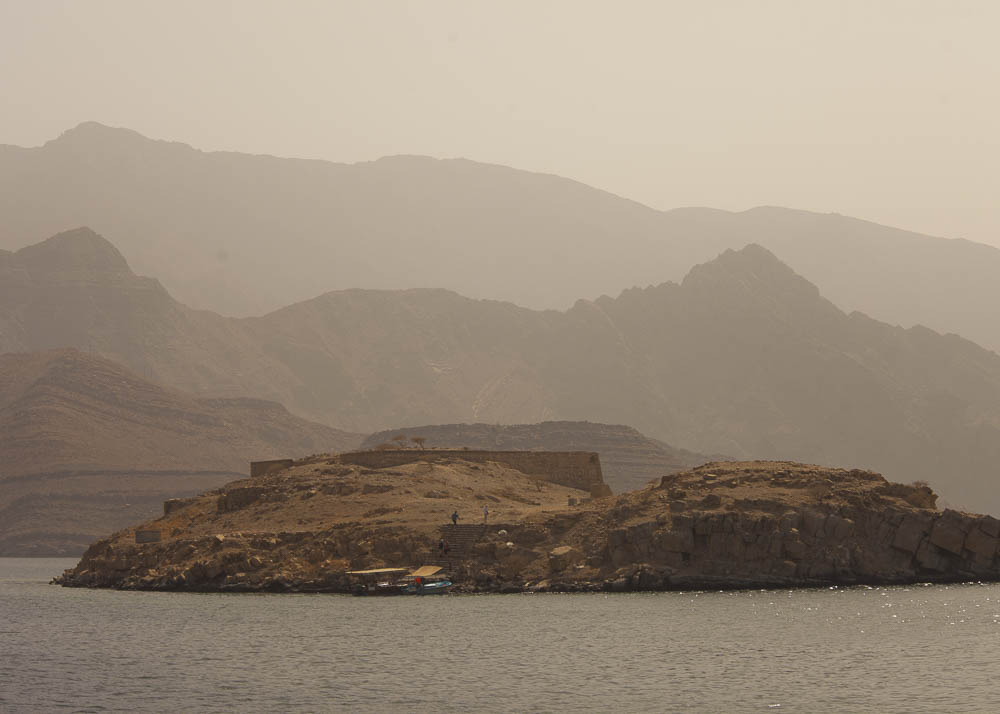 Telegraph Island, Strait of Hormuz