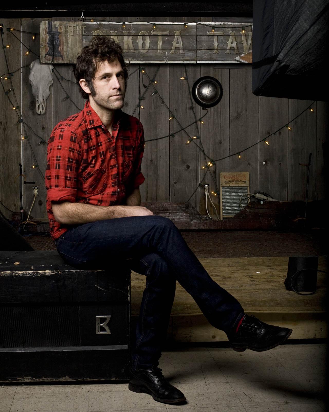 Jason Collett singer/songwriter