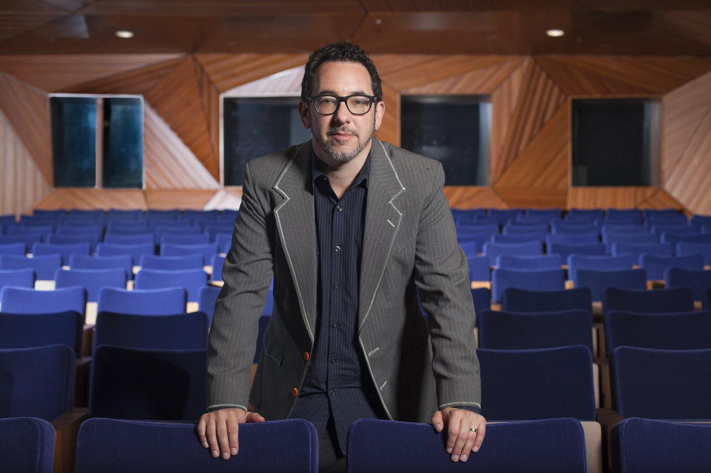 Artist Director in theatre